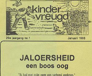 Jaloersheid bij de Noorse Broeders