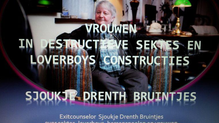 Lezing: Vrouwen in destructieve sekten en loverboys constructies